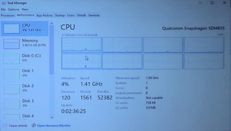 sm.big.little 2.750 - ARM-версия Windows принесёт концепцию big.LITTLE на ПК