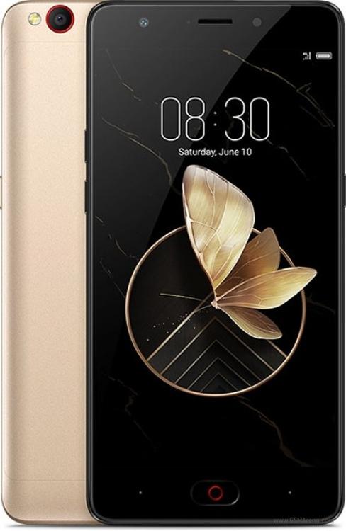 ZTE анонсировала селфи-смартфон Nubia M2 Play