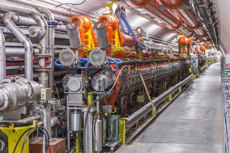 В России появится новая лаборатория для участия в экспериментах CERN