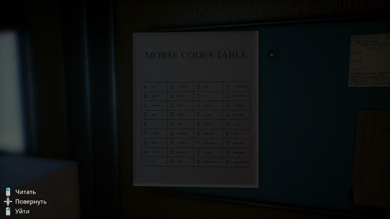 Заодно можно вспомнить азбуку Морзе