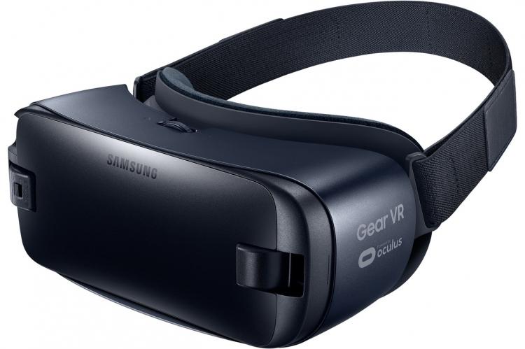 Samsung готовит автономный VR-шлем