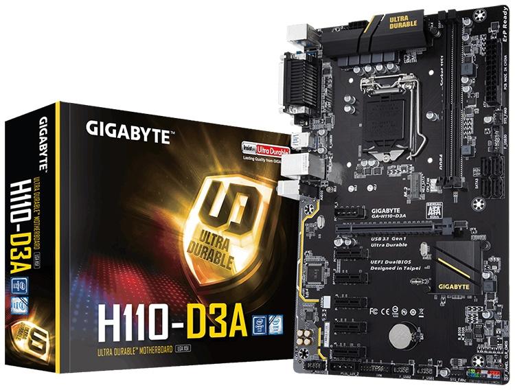 Два полюса: новые платы Gigabyte и ASRock на чипсете H110