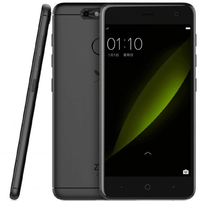 ZTE Small Fresh 5: бюджетный смартфон с двойной камерой и 4 Гбайт ОЗУ