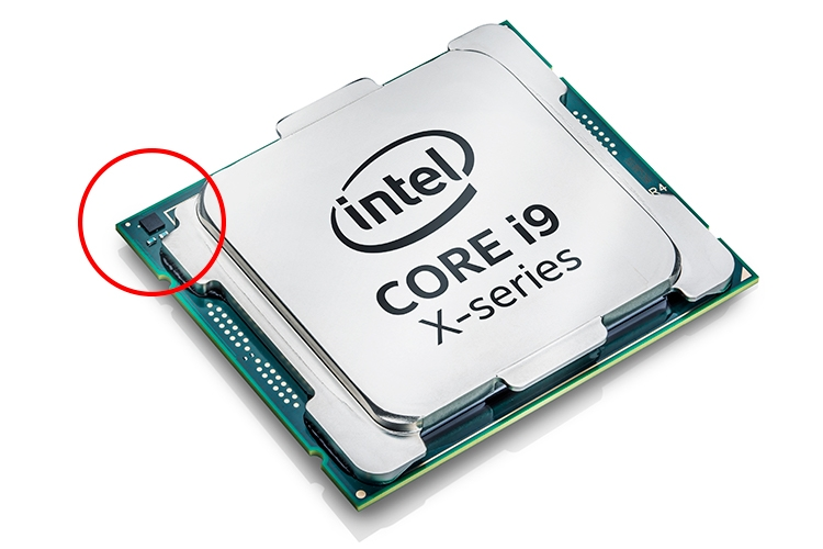 RFID-метка у процессоров Skylake-X присутствует «просто так»