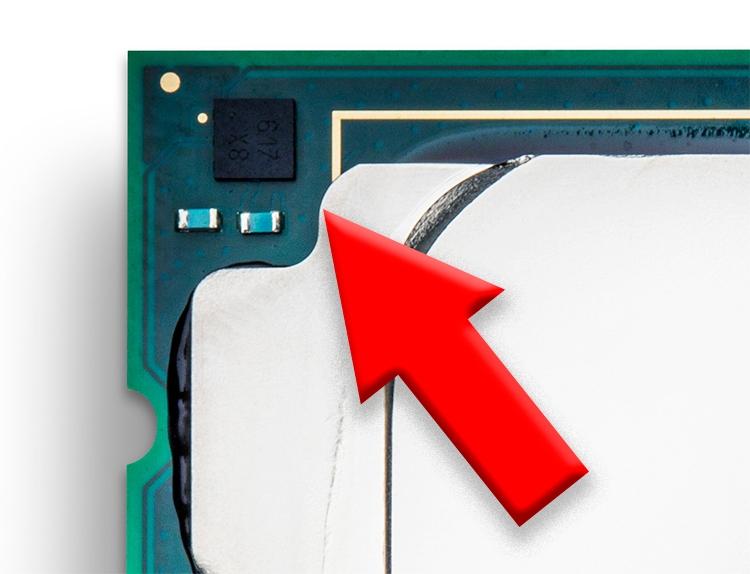 12 - RFID-метка у процессоров Skylake-X присутствует «просто так»