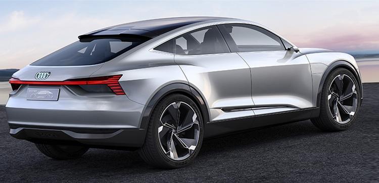 "Производство электрокара Audi e-tron Sportback начнётся в 2019 году"""