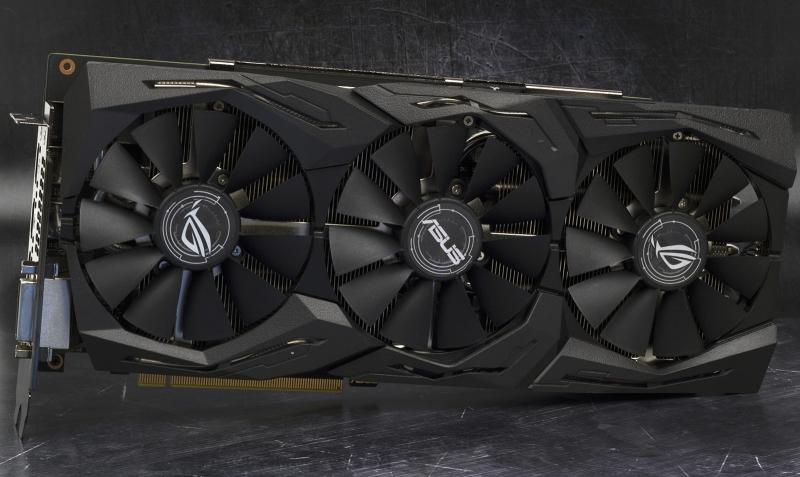 ASUS ROG Strix Radeon RX 580
