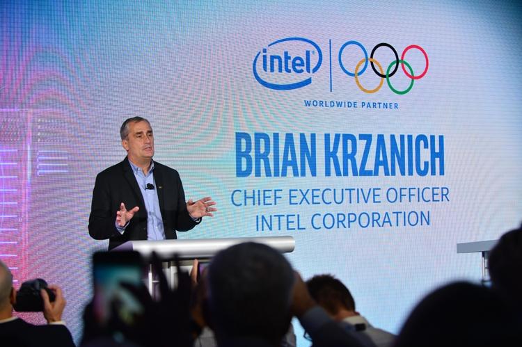 Intel продемонстрирует 5G-технологии на Олимпийских играх 2018