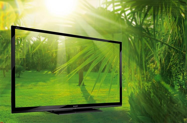 Sharp может начать выпуск телевизионных OLED-панелей в 2018 году