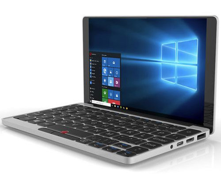 """Миниатюрный Windows-ноутбук GPD Pocket поступил в продажу по цене $500"""""""
