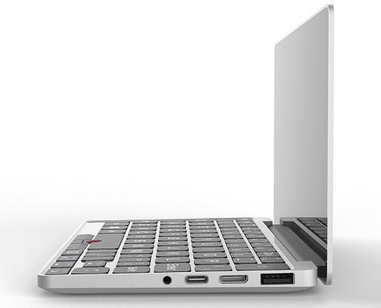 Миниатюрный Windows-ноутбук GPD Pocket поступил в продажу по цене 0