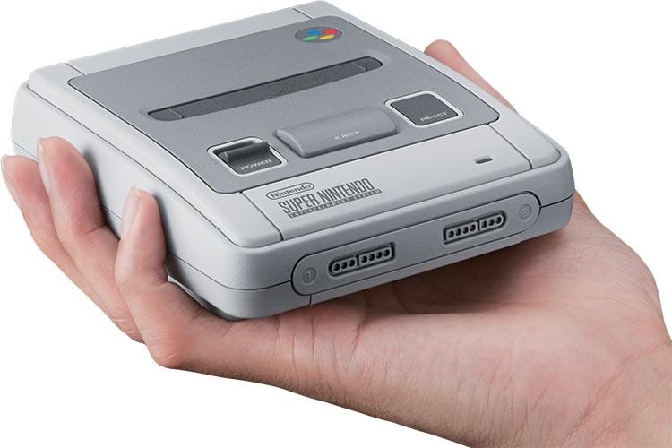 Nintendo назвала дату выхода традиционной консоли из90-х