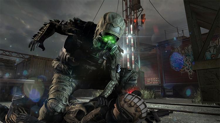 """Гендиректор Ubisoft сообщил о планах по разработке новой Splinter Cell"""""""