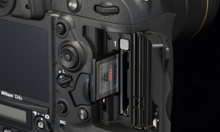 02 - Ликвидация Lexar сделала Sony единственным производителем карт памяти XQD