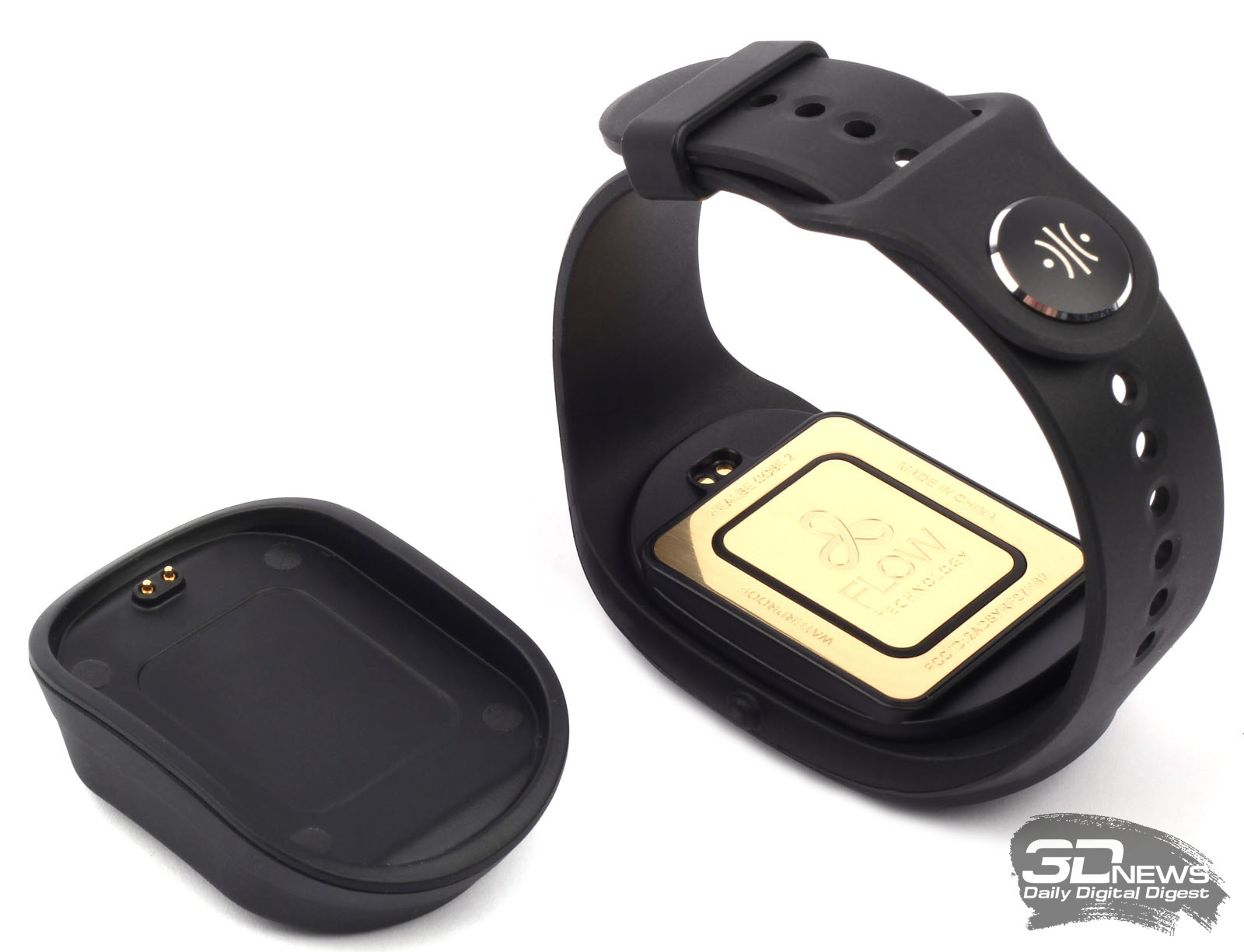 Обзор Healbe GoBe 2: самый умный фитнес-браслет