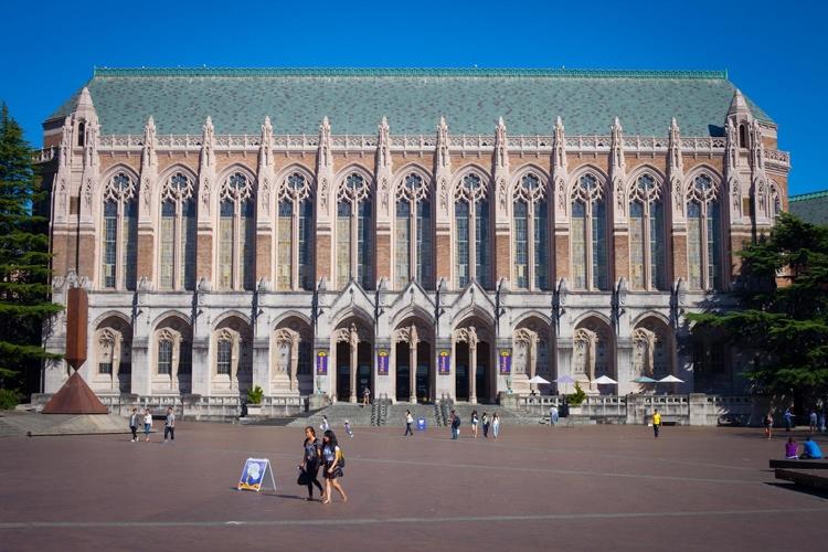Университет Вашингтона в Сиэтле