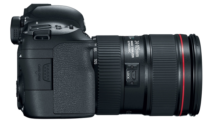 ca5 - Дебют долгожданного зеркального фотоаппарата Canon EOS 6D Mark II