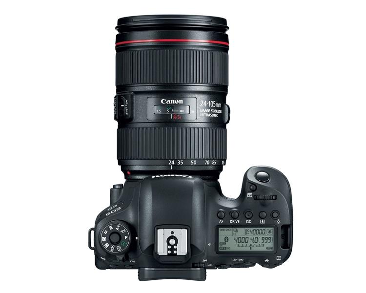 ca6 - Дебют долгожданного зеркального фотоаппарата Canon EOS 6D Mark II