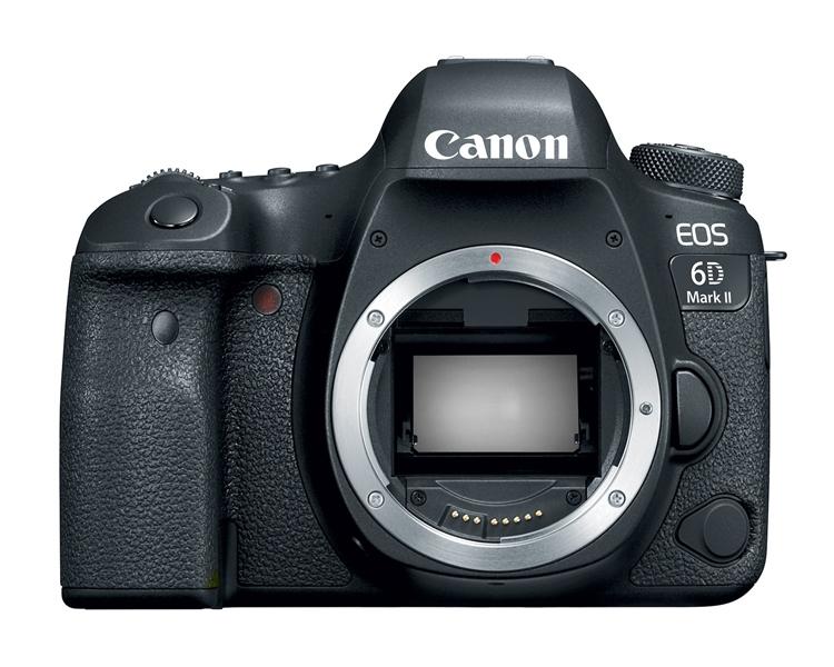 ca7 - Дебют долгожданного зеркального фотоаппарата Canon EOS 6D Mark II