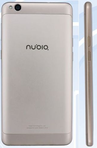 Раскрыты спецификации фаблета ZTE nubia NX907J