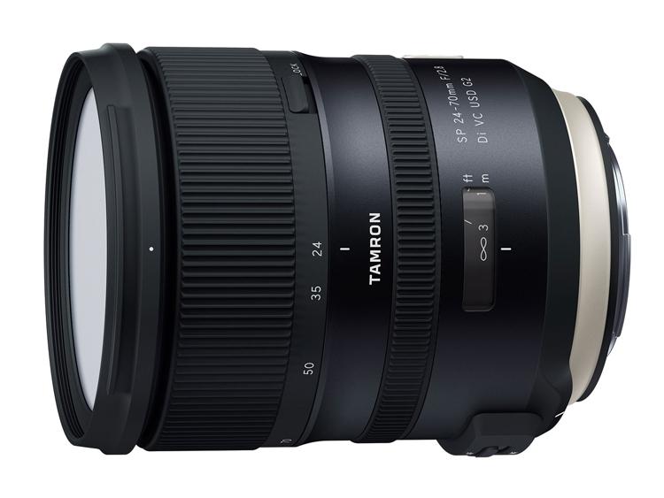 tam1 - Tamron SP 24-70mm F2.8 Di VC USD G2: новый объектив для камер Canon и Nikon