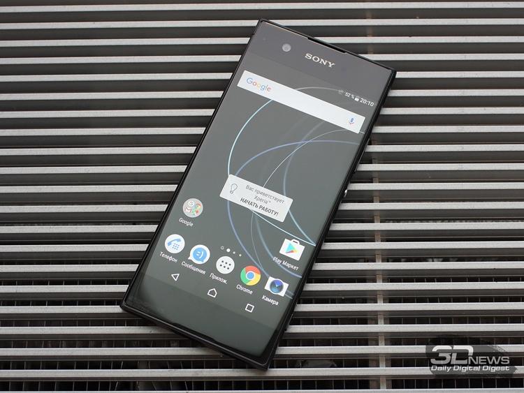 sony1 - Sony приписывают намерение выпустить полностью безрамочный фаблет