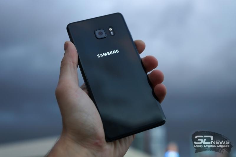 Официально: Galaxy Note7 Fan Editionпоступит в продажу в Южной Корее 7 июля