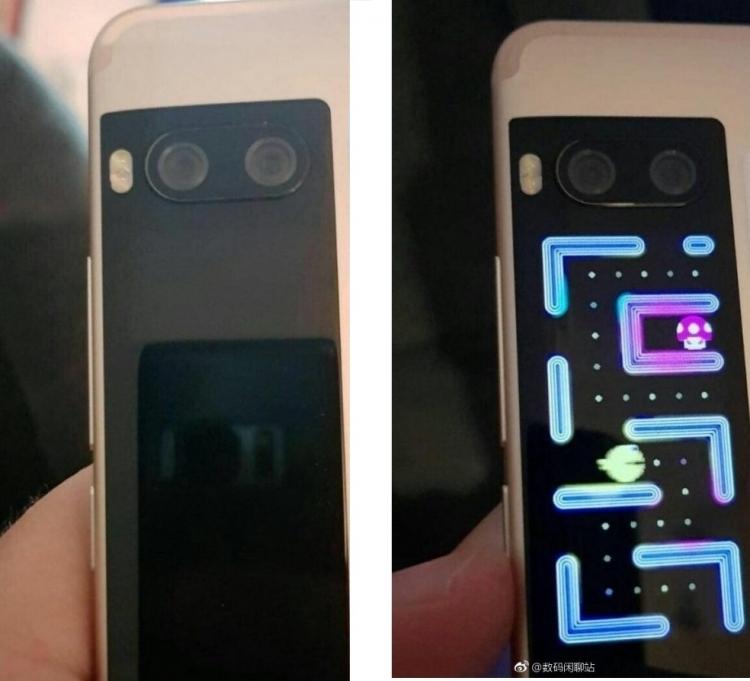 sm.121212.750 - Новые изображения Meizu Pro 7: так ли необходим современному смартфону дополнительный экран?