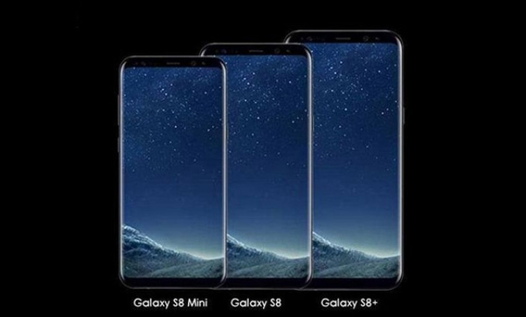 Смартфон Samsung Galaxy S8 mini