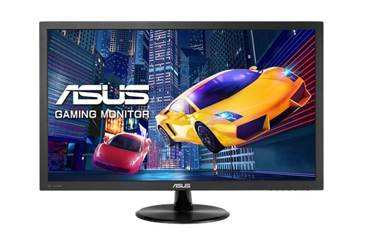 ASUS VP278QG и VP247QG: игровые мониторы с временем отклика в 1 мс