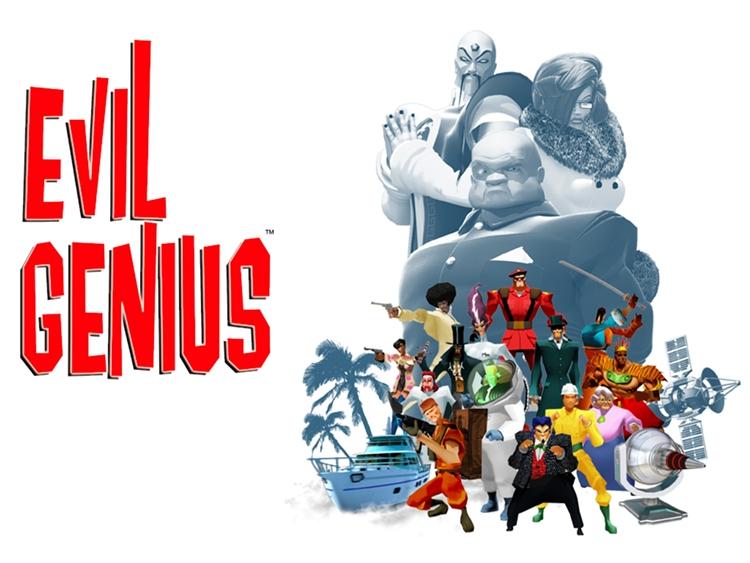 Rebellion анонсировала Evil Genius 2 — сиквел«симулятора злого гения» 2004 года