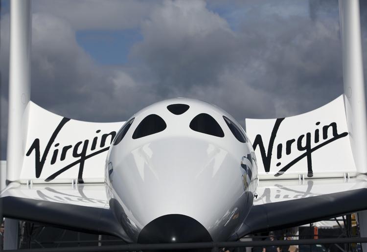 Virgin Galactic наметила первое путешествие в космос на середину 2018 года