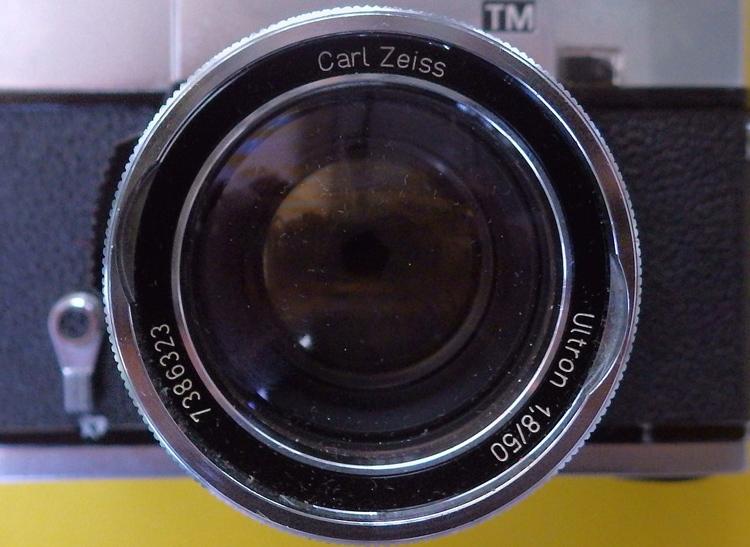 На рынке фотообъективов марка Zeiss не нуждается в представлении