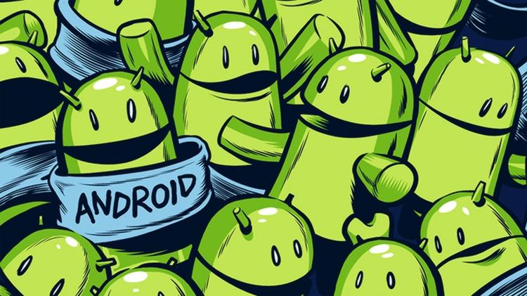 сколько занимает система андроид