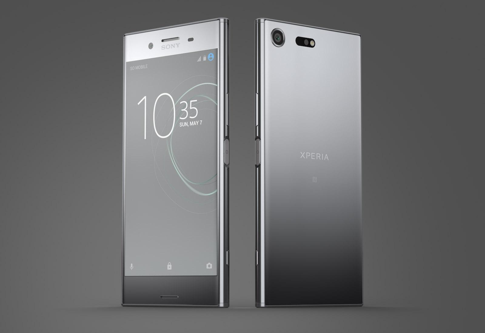 Новая статья: Обзор Sony Xperia XZ Premium: солидный смартфон для солидных господ