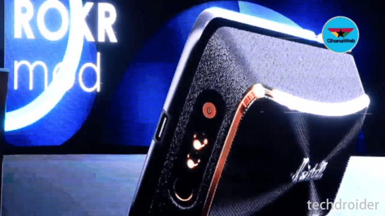 ВGFXBench «отметился» смартфон Moto X4