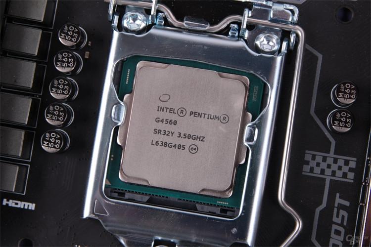 pent2 - Intel ограничивает поставки Pentium G4560