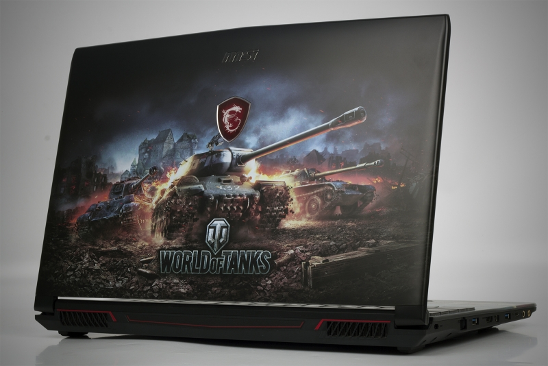 MSI GP62M 7RDX World of Tanks Edition