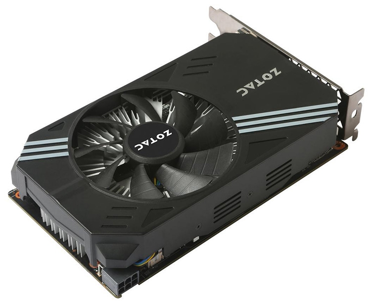ZOTAC GeForce GTX 1060 Mini 6GB