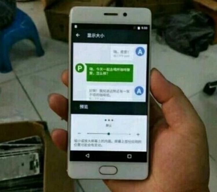 Смартфон Meizu Pro 7 получит процессор Helio X30 с десятью ядрами