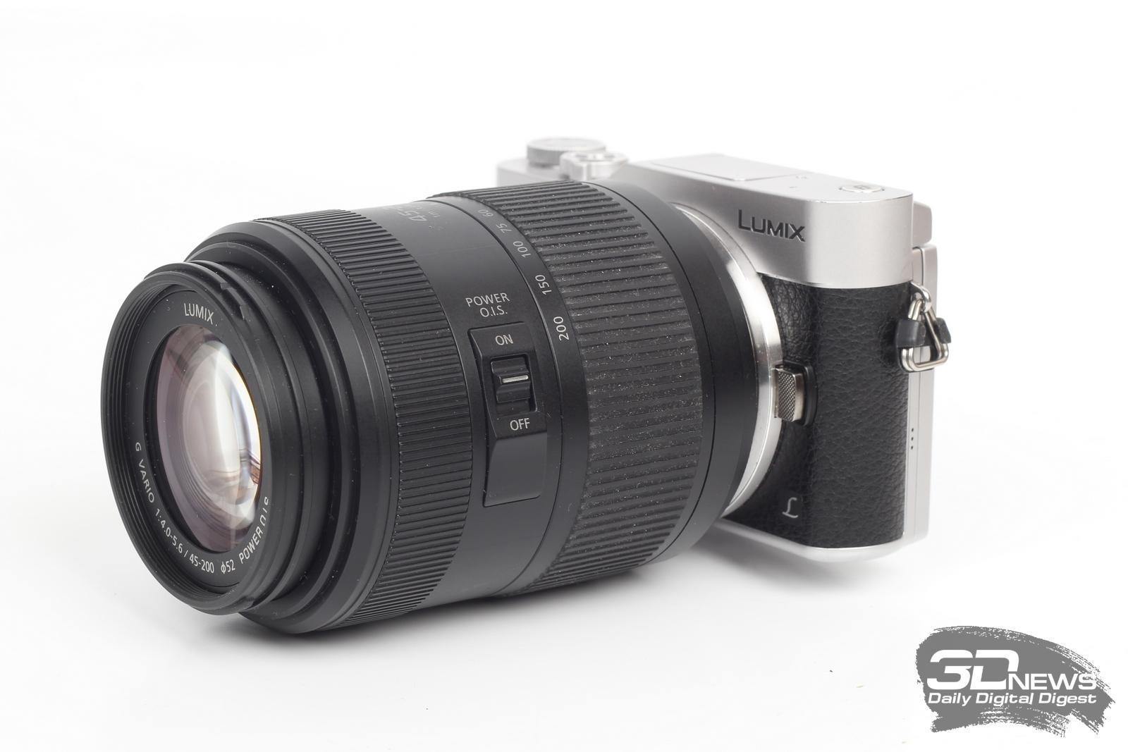 Новая статья: Обзор фотокамеры Panasonic Lumix GX800:«беззеркалка»для селфи
