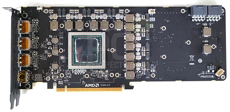 Плата Radeon Vega Frontier Edition