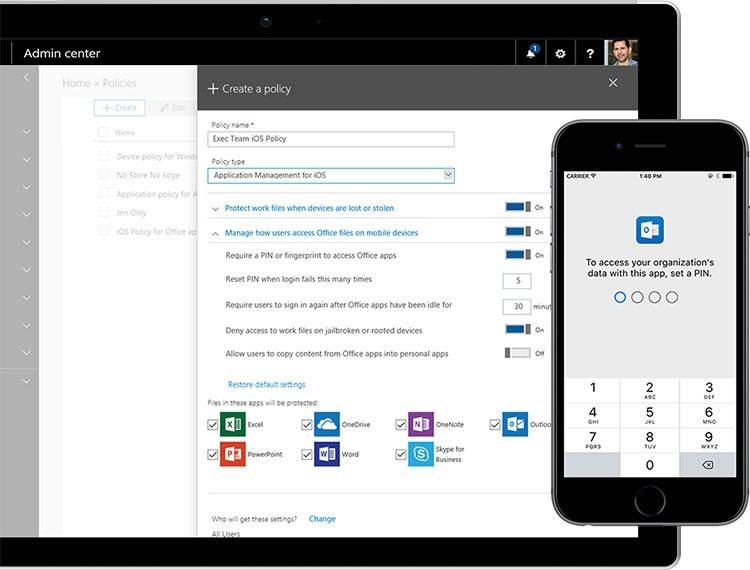 Microsoft 365 — новый универсальный пакет для предприятий