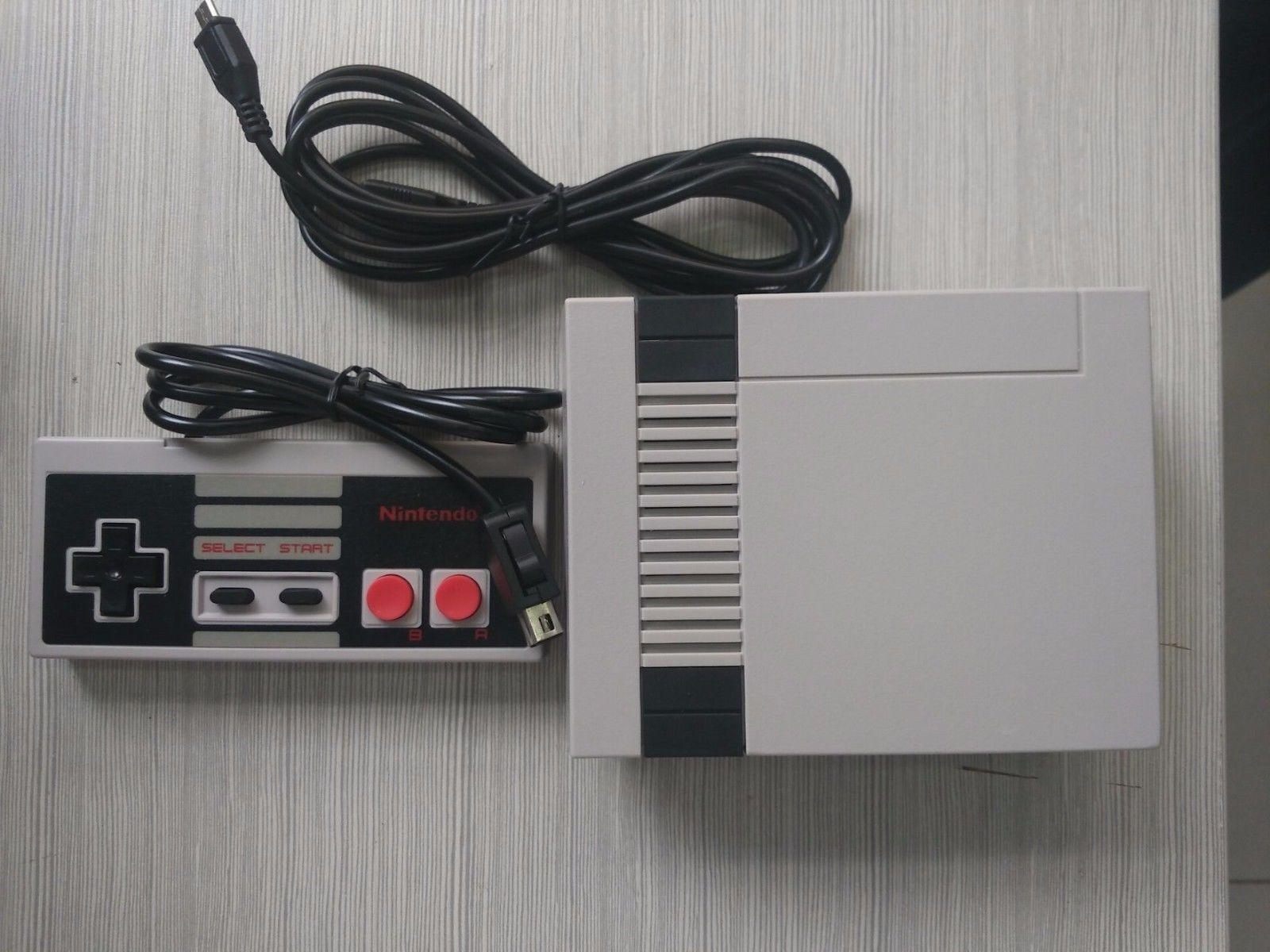 Появилась копия Nintendo NES Classic Mini, почти неотличимая от настоящей - «Новости сети»