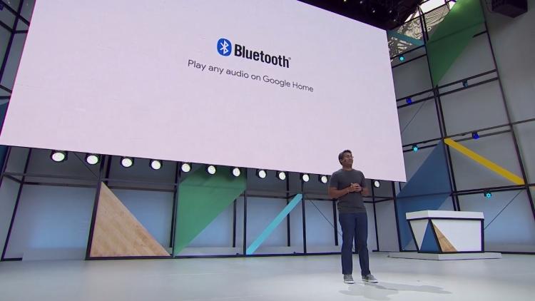 Поддержка колонкой Google Home аудиовещания по Bluetooth откладывается на неопределённый срок