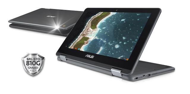 Хромбук ASUS Chromebook Flip C213