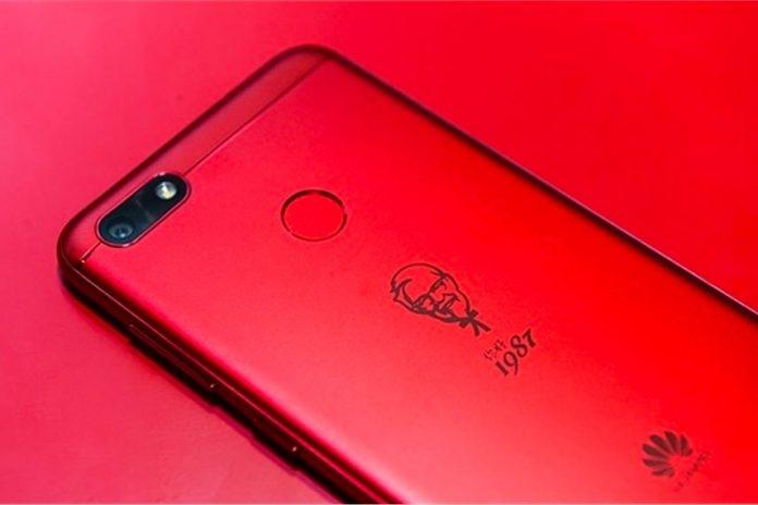 Смартфон KFC Huawei 7 Plus