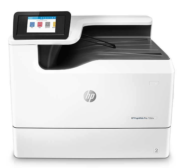HP PageWide Pro 750