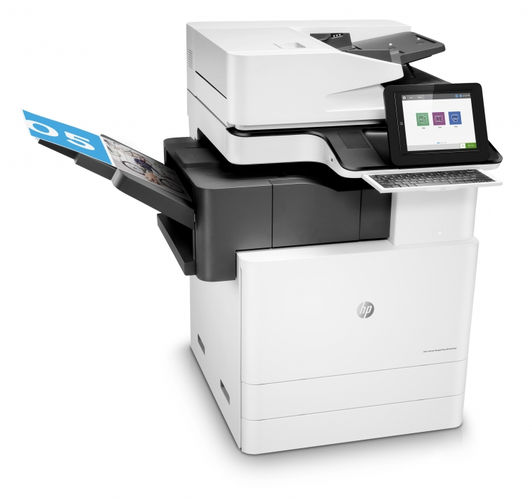 HP Color LaserJet Managed E87640