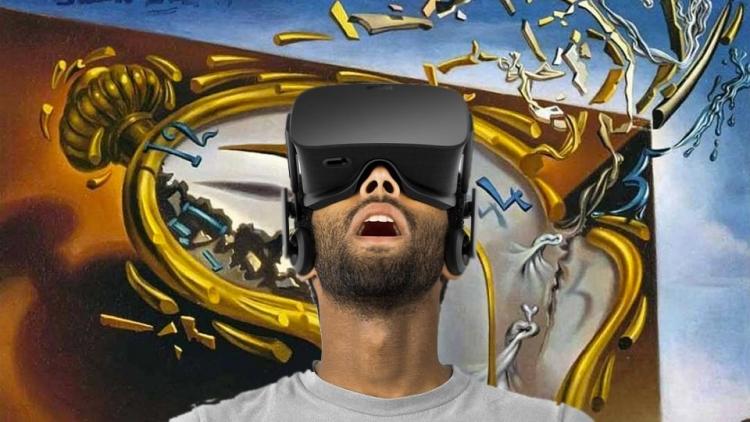 Фейсбук готовит дешевый VR-шлем